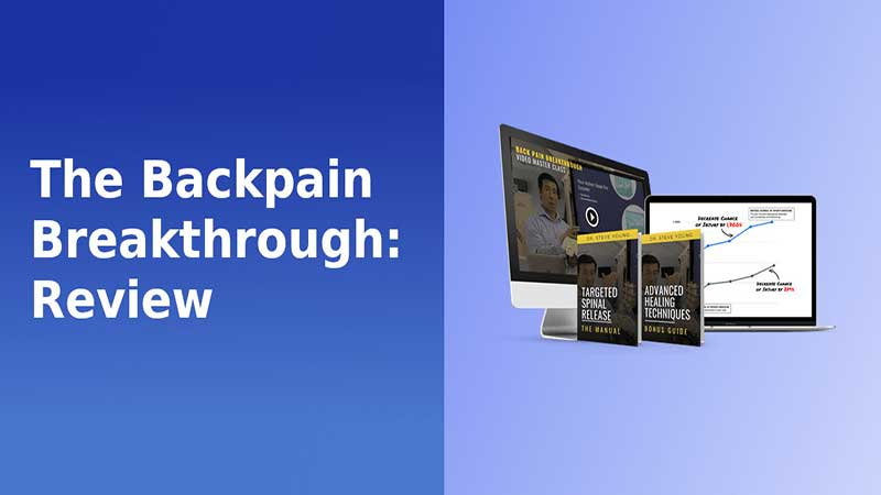 Back Pain Breakthrough Review