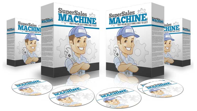 Super Sales Machine Review