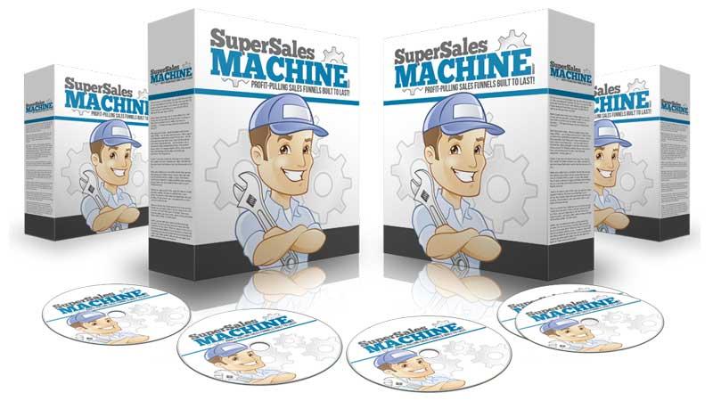 Super Sales Machine Review