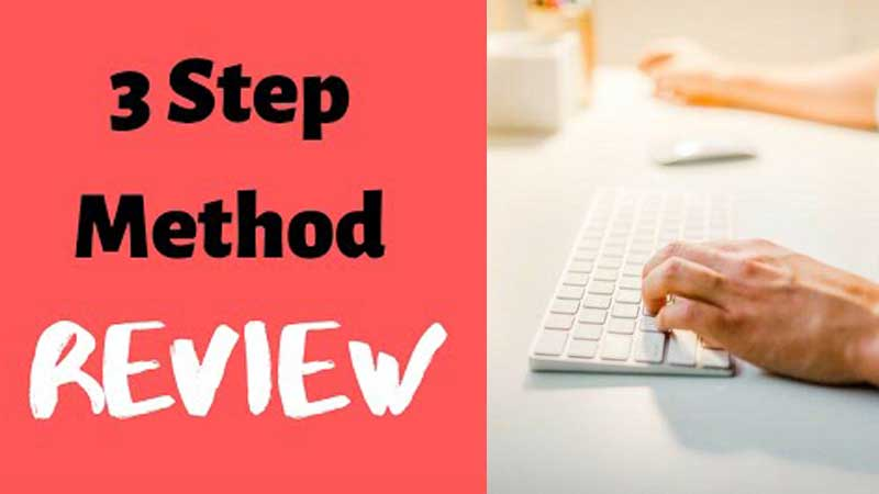 3 Step Method Review